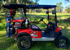 ⭐NEW⭐ Custom Golf Cart Club Covers