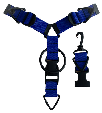 Accessory Hanger - Royal Blue - Snap-Hookz Golf