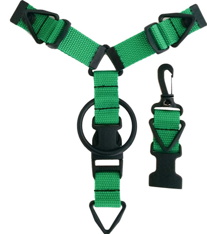 Accessory Hanger - Kelly Green - Snap-Hookz Golf
