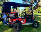 ⭐NEW⭐Custom Golf Cart Club Cover