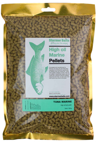 Tuna marine pellets 5mm
