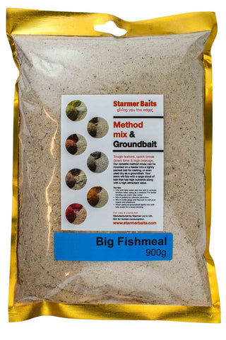 Big fishmeal method mix