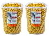 Banana cream boilies 15mm