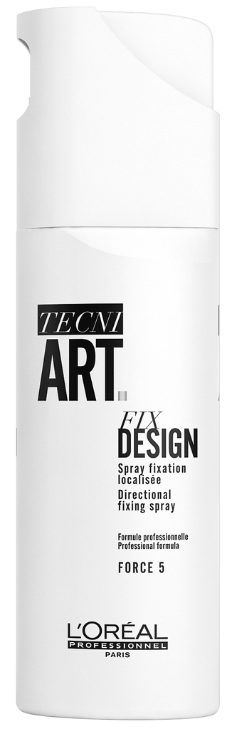 Spray de Fixation-Finition L'Oréal ''FIX DESIGN''