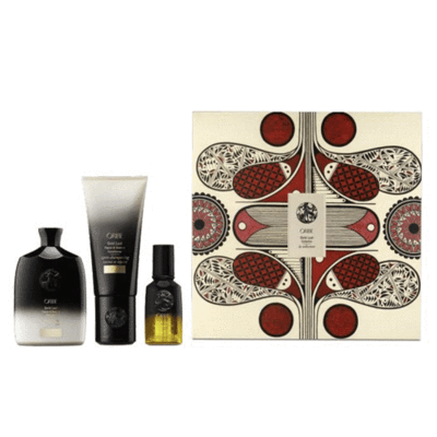 Coffret Gold lust Oribe