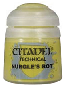 Citadel Paint: Technical - Nurgles Rot