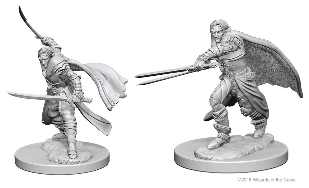 Dungeons & Dragons Nolzur`s Marvelous Unpainted Miniatures: W1 Elf Male Ranger