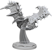 Pathfinder Deep Cuts Unpainted Miniatures: W6 Flying Ray