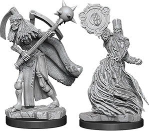 Pathfinder Deep Cuts Unpainted Miniatures: W6 Liches