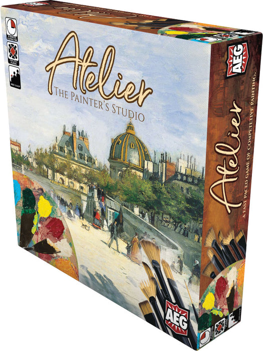 Atelier: The Painter`s Studio