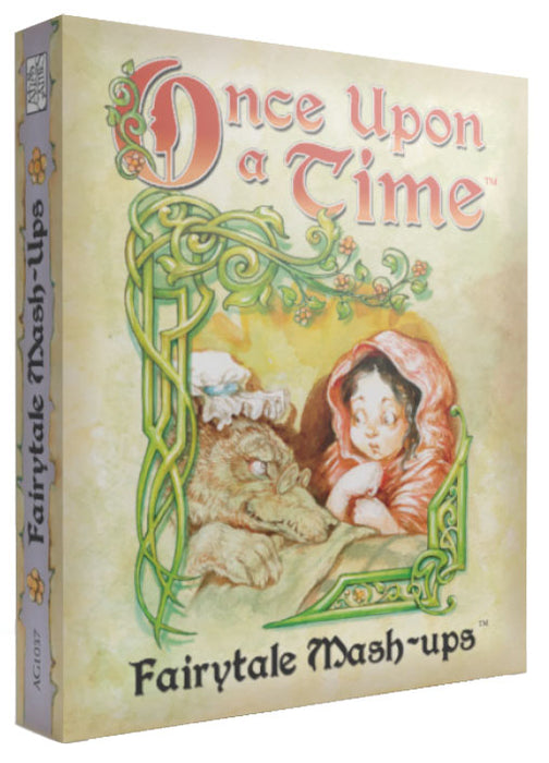 Once Upon a Time:Fairytale Mash-ups Expansion