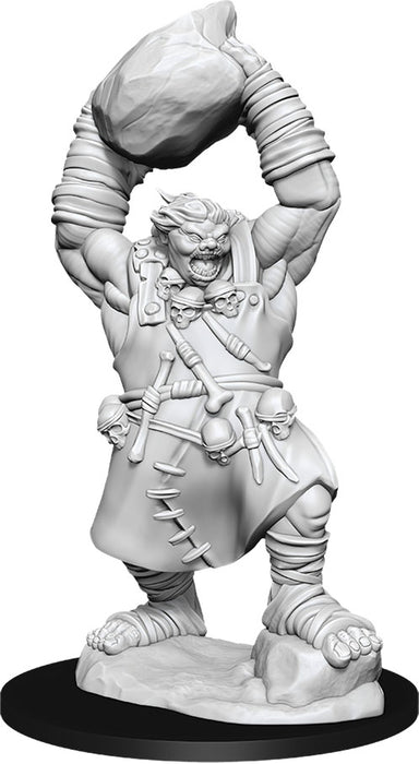 Pathfinder Deep Cuts Unpainted Miniatures: W11 Ogre