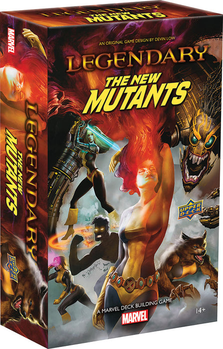 Legendary DBG: Marvel - The New Mutants Expansion