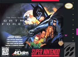 Batman Forever  - SNES - Loose
