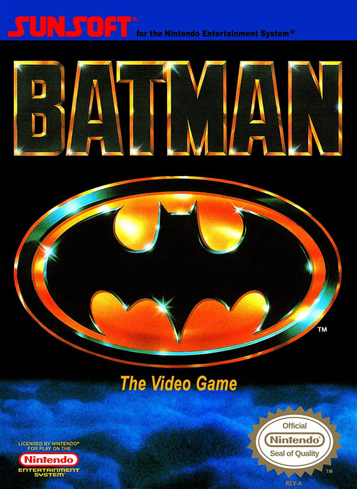 Batman - NES - Loose