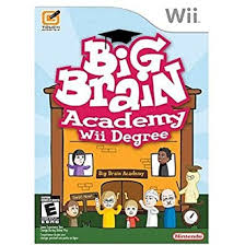 Big Brain Academy - Wii Degree - Wii - in Case