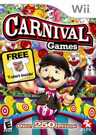Carnival Games - Wii - in Case