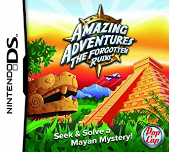 Amazing Adventures - The Forgotten Ruins - DS - in Case