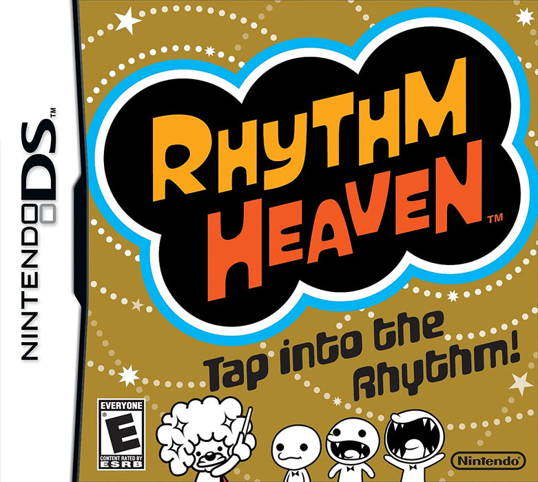 Rhythm Heaven - DS - in Case