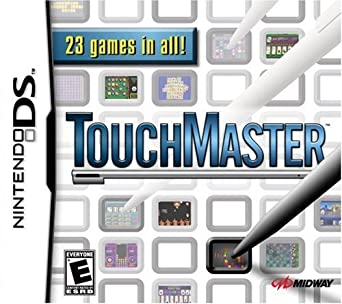 Touchmaster - DS - in Case