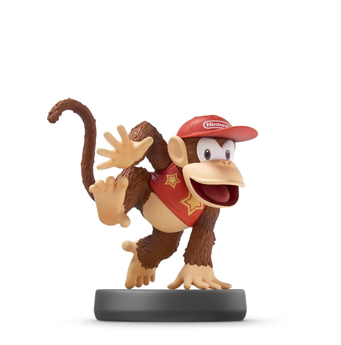 Diddy Kong - Super Smash Bros - Amiibo - Loose