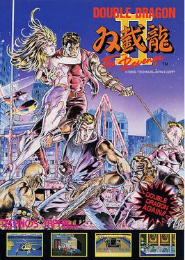 Double Dragon 2 - NES - Loose