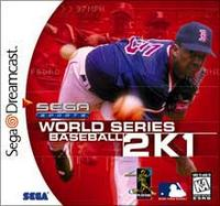 World Series BaSEBALL 2K1 - Dreamcast - Complete