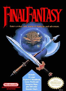 Final Fantasy - NES - Loose