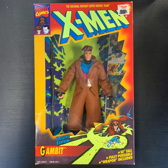 X-Men Toybiz- Gambit 10 Inch Figure - in Package