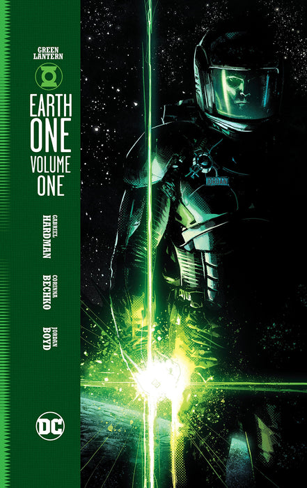 Green Lantern - Earth One Vol 01 Hardcover