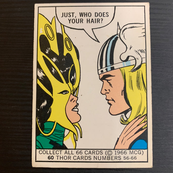 Marvel Super Heroes 1966 - 60 - Thor
