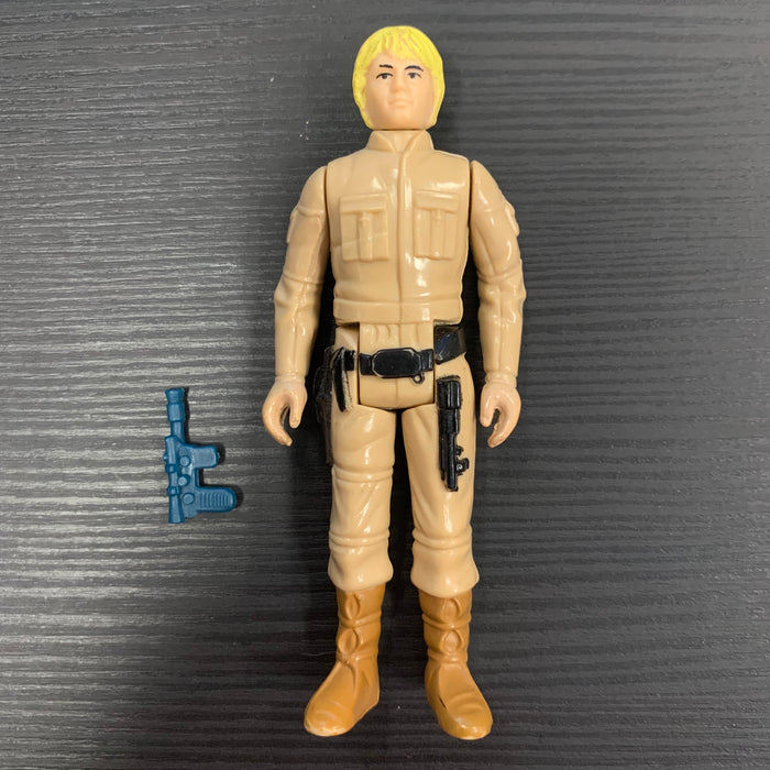 Star Wars - Empire Strikes Back - Luke Skywalker (Bespin Fatigues) - Yellow Hair