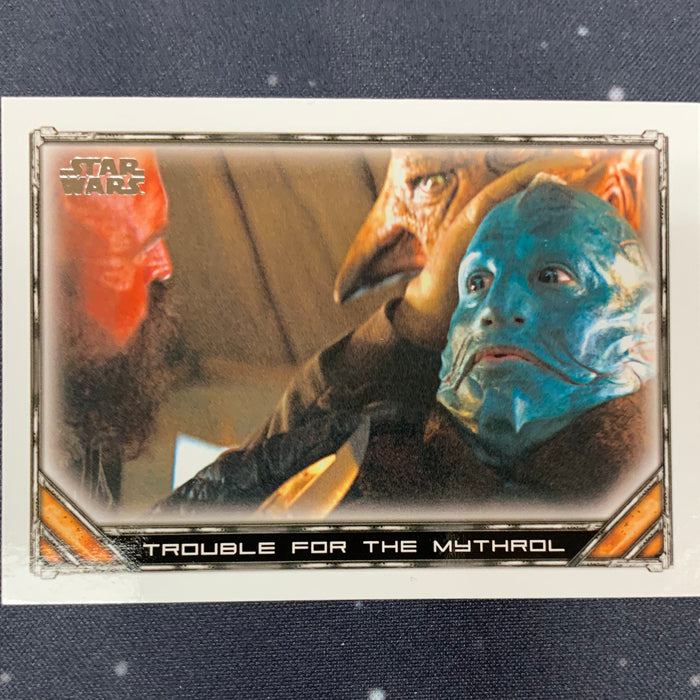 Star Wars - The Mandalorian 2020 -  002 - Trouble for the Mythrol