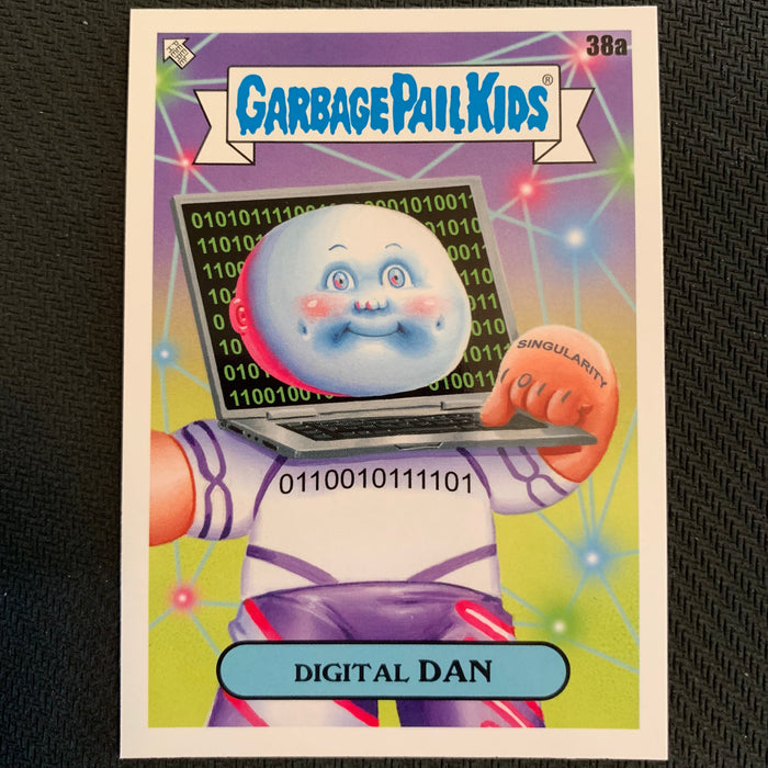 Garbage Pail Kids - 35th Anniversary 2020 - 038a - Digital Dan
