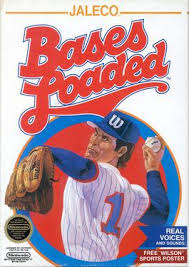 Bases Loaded - NES - Loose