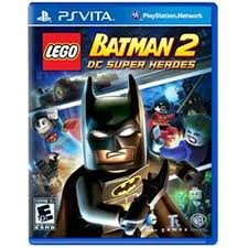 LEGO Batman 2 DC Super Heroes - Playstation Vita - in Case