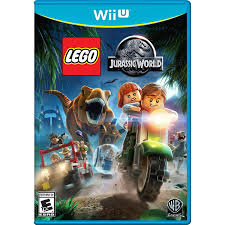 LEGO Jurassic World - Wii U - in Case