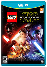 LEGO Star Wars The Force Awakens - Wii U - in Case