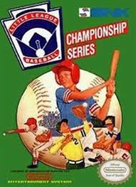 Little League Baseball - NES - Loose