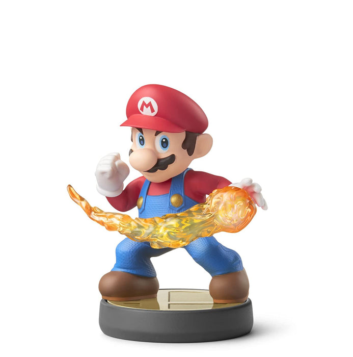 Mario - Smash Bros - Amiibo - Loose