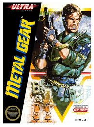 Metal Gear - NES - Loose