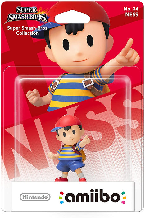 Ness - Amiibo - Sealed