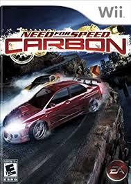 Need for Speed Carbon - Wii - in Case
