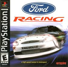 Ford Racing - Playstation 1 - Complete