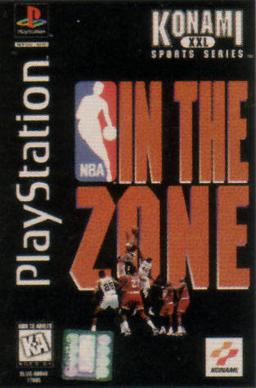 In the Zone -Long Box - Playstation 1 - Complete