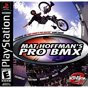 Mat Hoffman's Pro BMX - PS1 - Playstation 1 - Complete