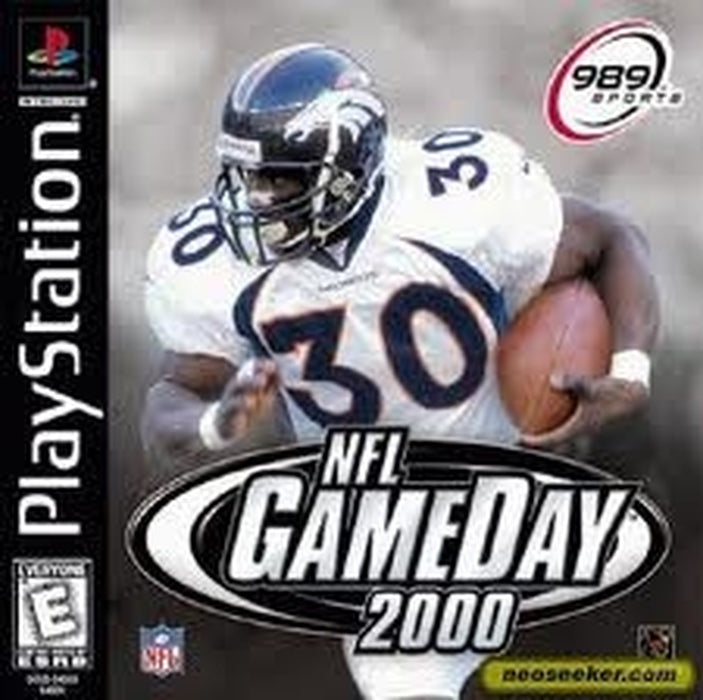 NFL Gameday 2000 - Playstation 1 - Complete