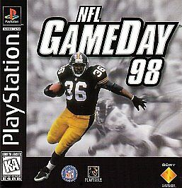 NFL Gameday 1998 - Playstation 1 - Complete