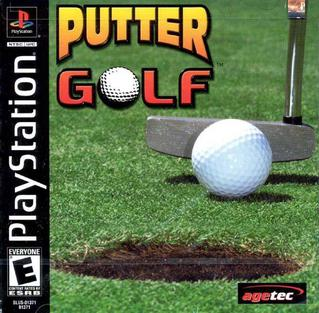 Putter Golf - Playstation 1 - Complete