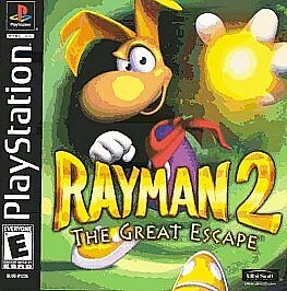 Rayman 2 - The Great Escape - Playstation 1 - Complete